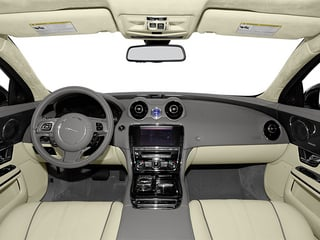 2013 Jaguar XJ Pictures XJ Sedan 4D Supersport V8 photos full dashboard