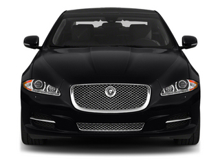 2013 Jaguar XJ Pictures XJ Sedan 4D L Supersport Speed V8 photos front view
