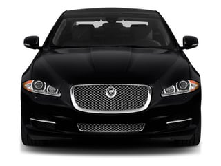 2013 Jaguar XJ Pictures XJ Sedan 4D L Portfolio AWD V6 photos front view