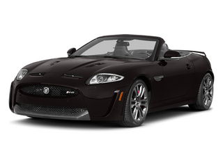 2013 Jaguar XK Pictures XK Convertible XKR-S Supercharged photos side front view