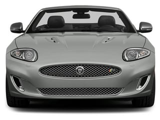 2013 Jaguar XK Pictures XK Convertible XKR Supercharged photos front view