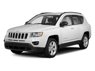 2013 Jeep Compass Pictures Compass Utility 4D Sport 2WD photos side front view