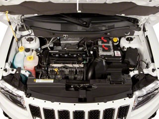 2013 Jeep Compass Pictures Compass Utility 4D Sport 2WD photos engine