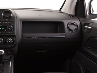 2013 Jeep Compass Pictures Compass Utility 4D Latitude 4WD photos passenger's dashboard