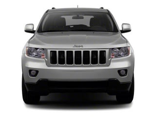 2013 Jeep Grand Cherokee Pictures Grand Cherokee Utility 4D Overland 4WD photos front view