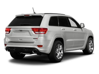 2013 Jeep Grand Cherokee Pictures Grand Cherokee Utility 4D SRT-8 4WD photos side rear view