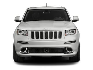 2013 Jeep Grand Cherokee Pictures Grand Cherokee Utility 4D SRT-8 4WD photos front view