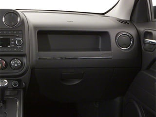 2013 Jeep Patriot Pictures Patriot Utility 4D Limited 2WD photos passenger's dashboard