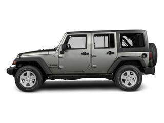 2013 Jeep Wrangler Unlimited Pictures Wrangler Unlimited Utility 4D Unlimited Sahara 4WD photos side view