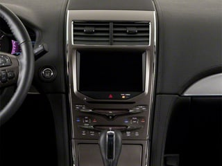 2013 Lincoln MKX Pictures MKX Wagon 4D Elite AWD photos center console