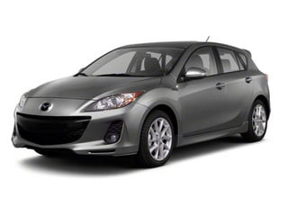 2013 Mazda Mazda3 Pictures Mazda3 Wagon 5D s GT I4 photos side front view