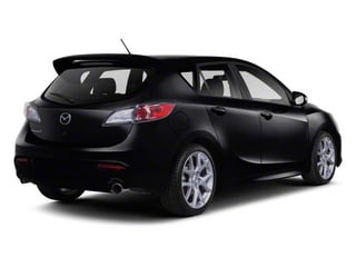2013 Mazda Mazda3 Pictures Mazda3 Wagon 5D SPEED I4 photos side rear view