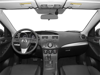 2013 Mazda Mazda3 Pictures Mazda3 Wagon 5D i Touring I4 photos full dashboard