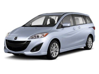 2013 Mazda Mazda5 Pictures Mazda5 Wagon 5D Sport I4 photos side front view