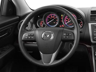 2013 Mazda Mazda6 Pictures Mazda6 Sedan 4D i Touring Plus photos driver's dashboard