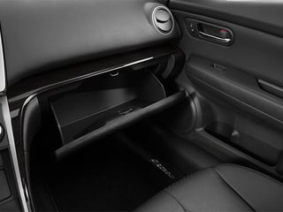 2013 Mazda Mazda6 Pictures Mazda6 Sedan 4D i Touring Plus photos glove box