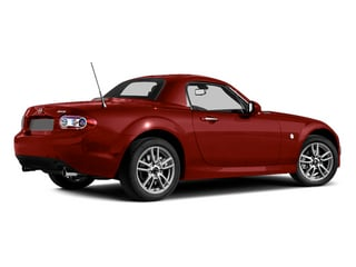 2013 Mazda MX-5 Miata Pictures MX-5 Miata Hardtop 2D GT photos side rear view