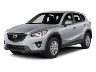 2013 Mazda CX-5 Pictures CX-5 Utility 4D Touring AWD photos side front view