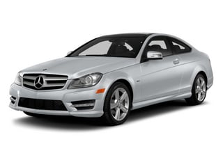 2013 Mercedes-Benz C-Class Pictures C-Class Coupe 2D C250 photos side front view