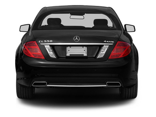 2013 Mercedes-Benz CL-Class Pictures CL-Class Coupe 2D CL600 photos rear view