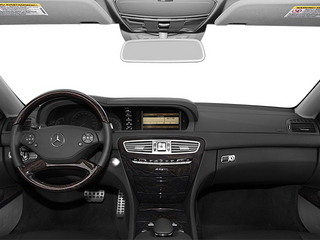 2013 Mercedes-Benz CL-Class Pictures CL-Class Coupe 2D CL600 photos full dashboard