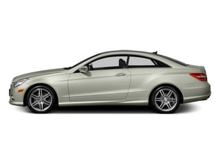 2013 Mercedes-Benz E-Class Pictures E-Class Coupe 2D E550 photos side view