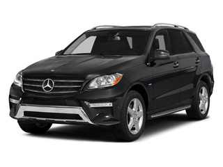 2013 Mercedes-Benz M-Class Pictures M-Class Utility 4D ML550 AWD photos side front view