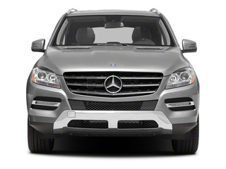 2013 Mercedes-Benz M-Class Pictures M-Class Utility 4D ML350 BlueTEC AWD photos front view