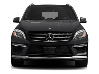 2013 Mercedes-Benz M-Class Pictures M-Class Utility 4D ML63 AMG AWD photos front view