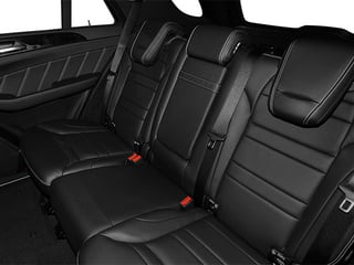 2013 Mercedes-Benz M-Class Pictures M-Class Utility 4D ML63 AMG AWD photos backseat interior