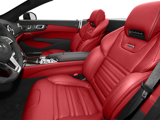 2013 Mercedes-Benz SL-Class Pictures SL-Class Roadster 2D SL63 AMG photos front seat interior