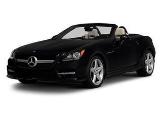 2013 Mercedes-Benz SLK-Class Pictures SLK-Class Roadster 2D SLK350 photos side front view