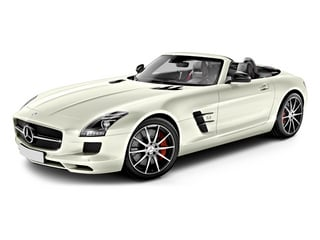 2013 Mercedes-Benz SLS AMG GT Pictures SLS AMG GT 2 Door Roadster photos side front view