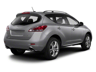 2013 Nissan Murano Pictures Murano Utility 4D SL 2WD V6 photos side rear view
