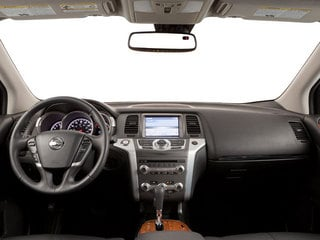 2013 Nissan Murano Pictures Murano Utility 4D SL 2WD V6 photos full dashboard