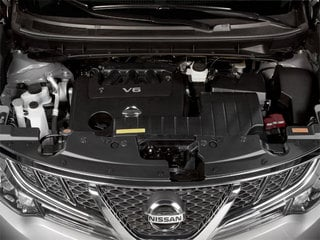 2013 Nissan Murano Pictures Murano Utility 4D SL 2WD V6 photos engine
