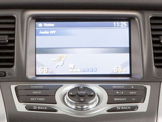 2013 Nissan Murano Pictures Murano Utility 4D SL 2WD V6 photos navigation system