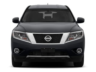 2013 Nissan Pathfinder Pictures Pathfinder Utility 4D SL 2WD photos front view