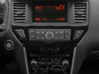 2013 Nissan Pathfinder Pictures Pathfinder Utility 4D SL 2WD photos stereo system