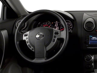 2013 Nissan Rogue Pictures Rogue Utility 4D S 2WD I4 photos driver's dashboard