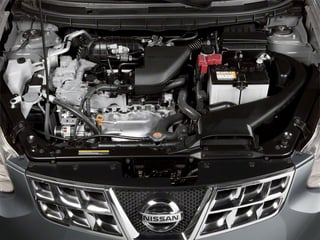 2013 Nissan Rogue Pictures Rogue Utility 4D S 2WD I4 photos engine