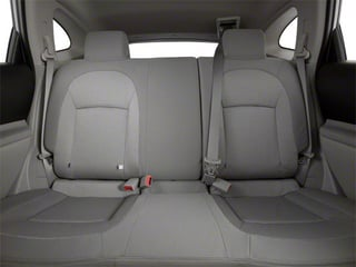 2013 Nissan Rogue Pictures Rogue Utility 4D S 2WD I4 photos backseat interior