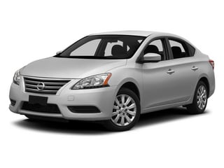 2013 Nissan Sentra Pictures Sentra Sedan 4D S I4 photos side front view
