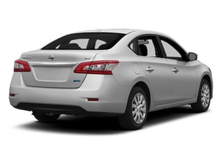 2013 Nissan Sentra Pictures Sentra Sedan 4D S I4 photos side rear view