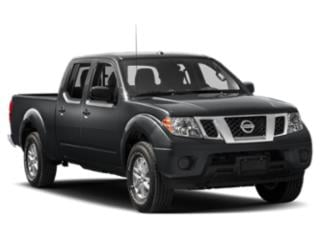 2013 Nissan Frontier Pictures Frontier Crew Cab S 4WD photos side front view