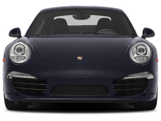 2013 Porsche 911 Pictures 911 Coupe 2D H6 photos front view
