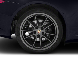 2013 Porsche 911 Pictures 911 Coupe 2D H6 photos wheel