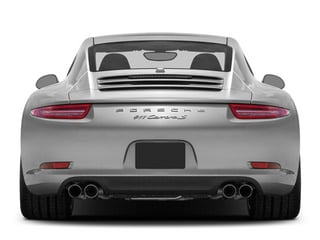2013 Porsche 911 Pictures 911 Coupe 2D S H6 photos rear view