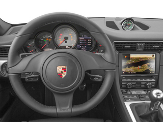 2013 Porsche 911 Pictures 911 Coupe 2D S H6 photos driver's dashboard