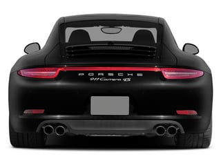 2013 Porsche 911 Pictures 911 Coupe 2D 4S AWD H6 photos rear view